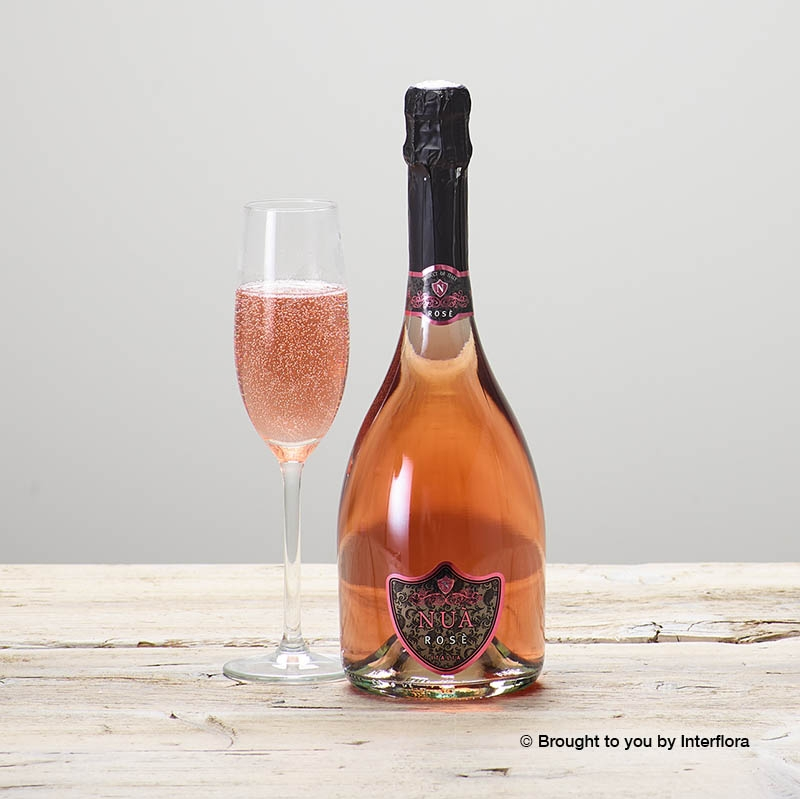 Nua Sparkling Rose Wine Buy Online Or Call 01253 342451