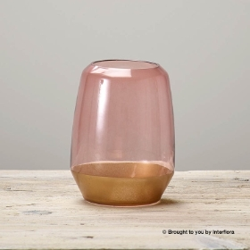 Contemporary Pink Vase