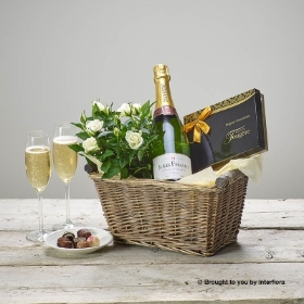 Luxury Champagne Gift Basket