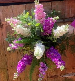 Sweet Scented Stock Bouquet